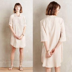 CLOTH&STONE grey shirtdress